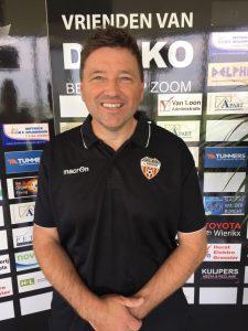 Ronald Adams nieuwe trainer DOSKO 2