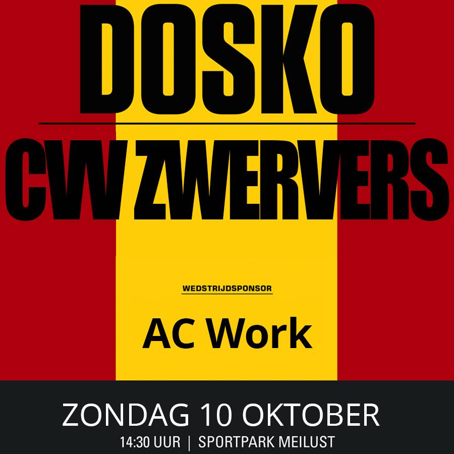DOSKO -  CVV Zwervers