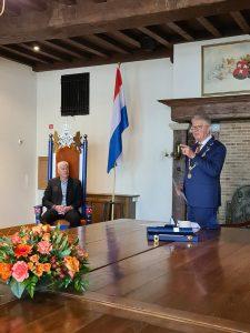 Koninklijke onderscheiding Ruud Brugmans